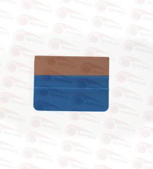 3M plastikinė mentelė (glaistyklė) su odiniu paminkštinimu