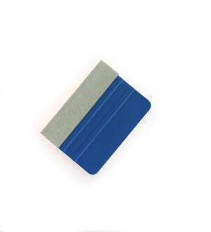 3M plastikinė mentelė (glaistyklė) su veltiniu paminkštinimu