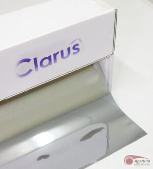 Clarus 15 veidrodinė saulės kontrolės plėvelė